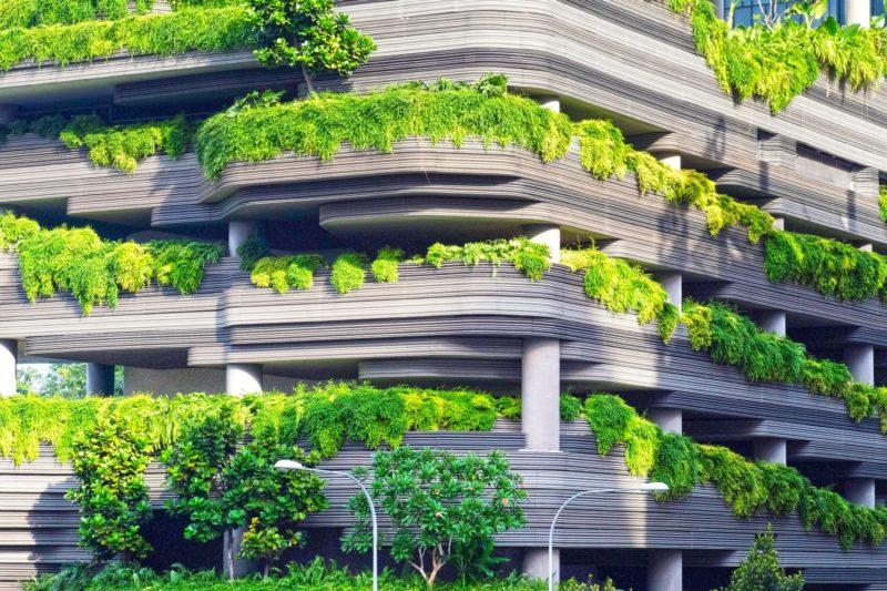 Green architecure