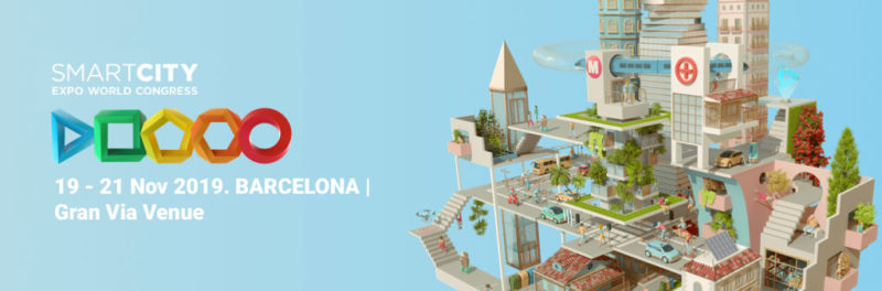 Smart City Expo Barcelona 2019